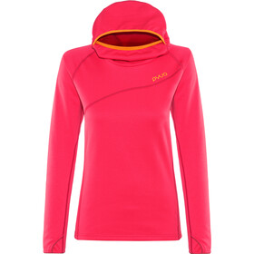 PYUA Albedo Hooded Damen barberry pink